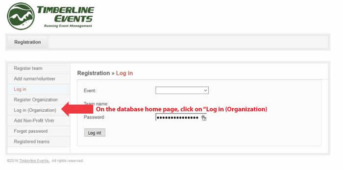 hom page log in
